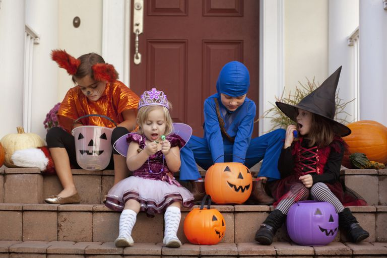 Halloween Is Not A Time To Stigmatize Mental Illness